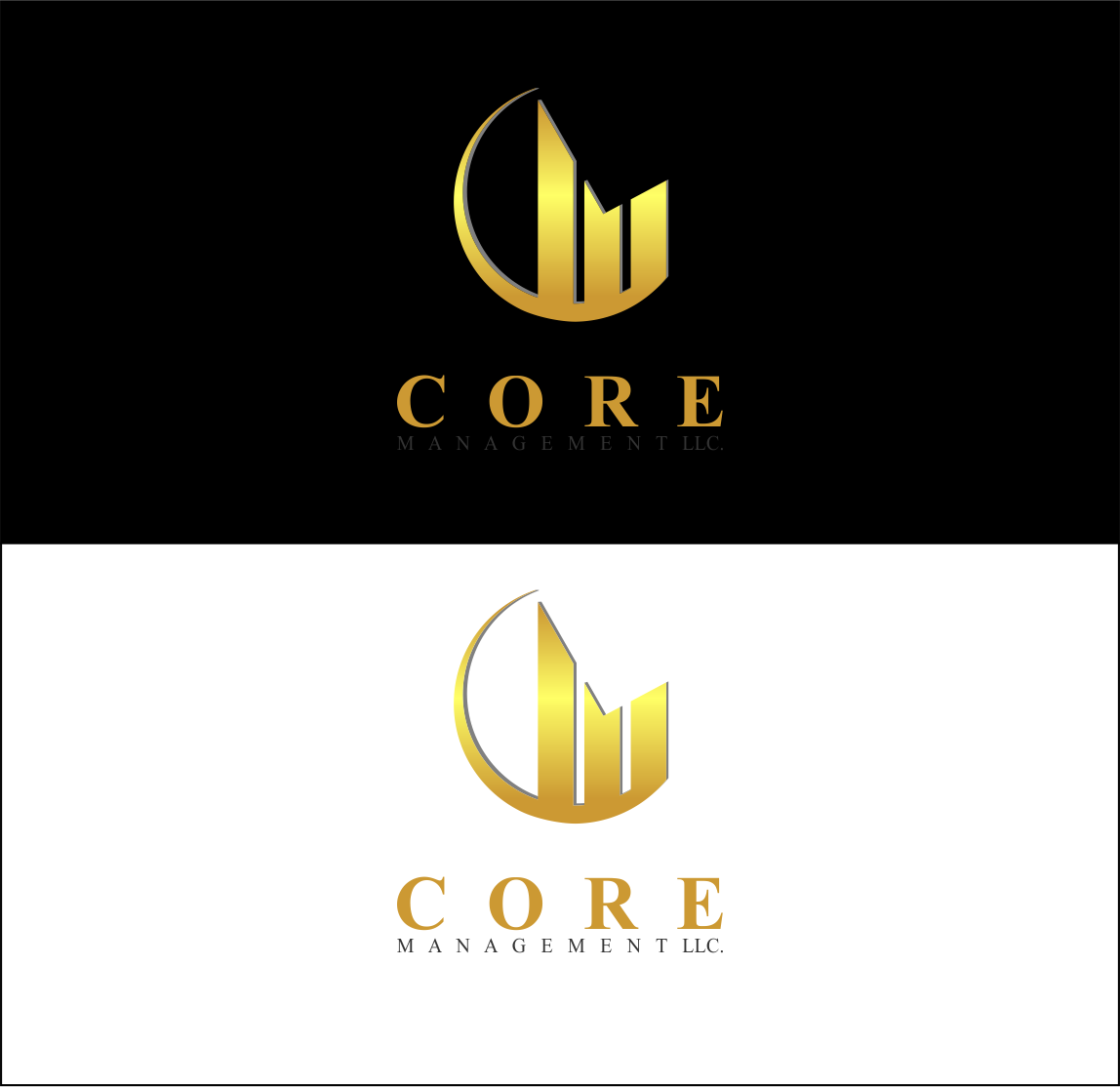 Logo Design by Agus Martoyo - Entry No. 124 in the Logo Design Contest Creative Logo Design for CORE Management, LLC.