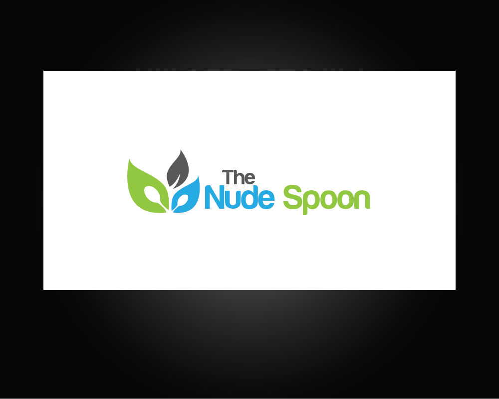 Logo Design by roc - Entry No. 1 in the Logo Design Contest Captivating Logo Design for The Nude Spoon.