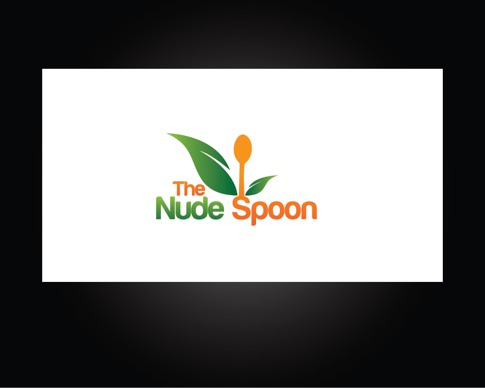 Logo Design by roc - Entry No. 2 in the Logo Design Contest Captivating Logo Design for The Nude Spoon.