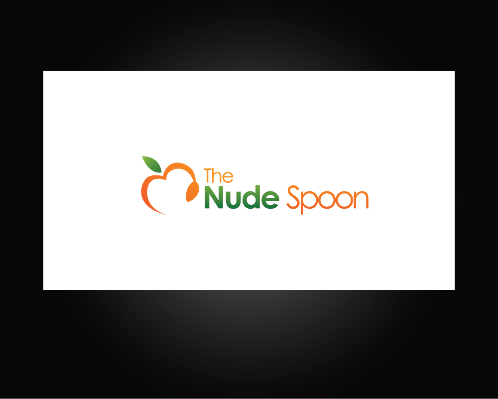 Logo Design by roc - Entry No. 3 in the Logo Design Contest Captivating Logo Design for The Nude Spoon.