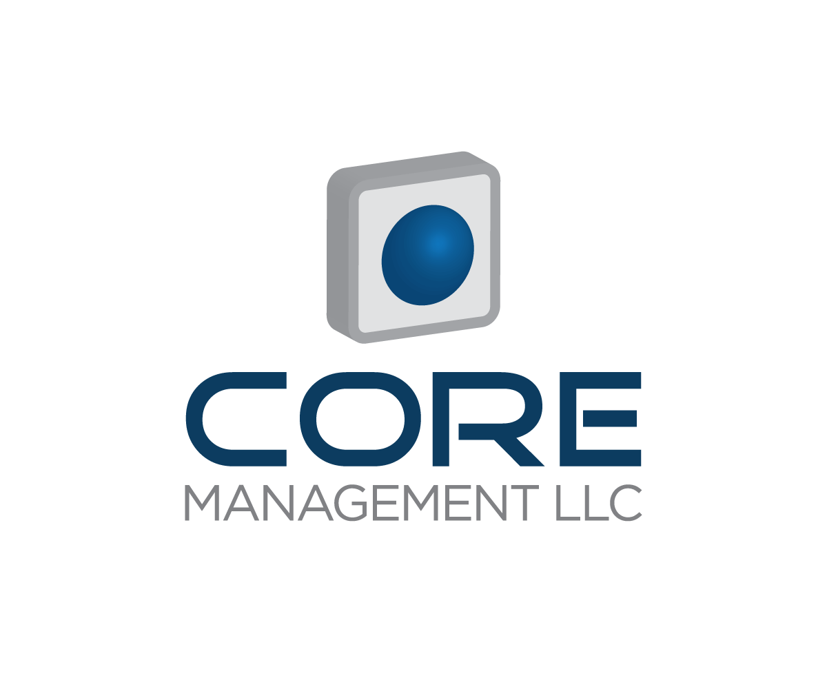 Logo Design by JB - Entry No. 126 in the Logo Design Contest Creative Logo Design for CORE Management, LLC.