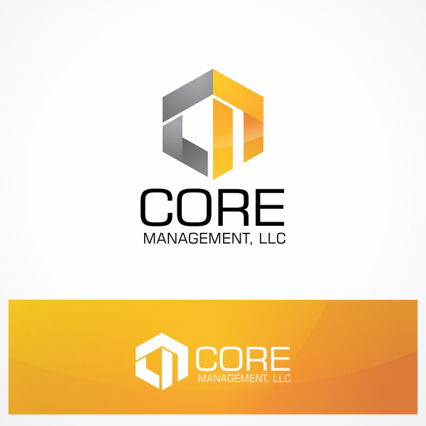 Logo Design by Private User - Entry No. 128 in the Logo Design Contest Creative Logo Design for CORE Management, LLC.