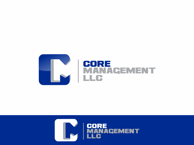 Logo Design by Rizwan Saeed - Entry No. 134 in the Logo Design Contest Creative Logo Design for CORE Management, LLC.