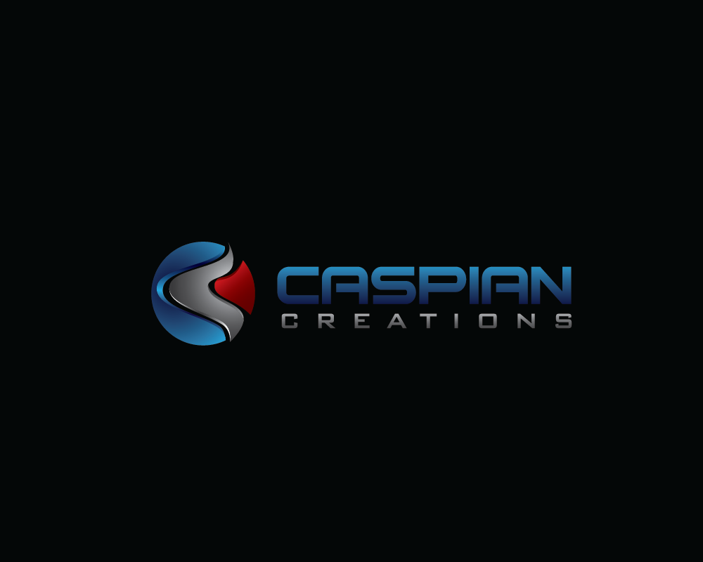 Logo Design by roc - Entry No. 15 in the Logo Design Contest Creative Logo Design for Caspian Creations.