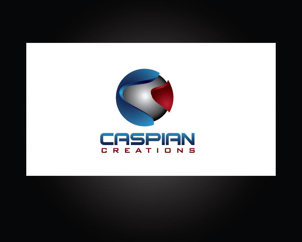Logo Design by roc - Entry No. 16 in the Logo Design Contest Creative Logo Design for Caspian Creations.