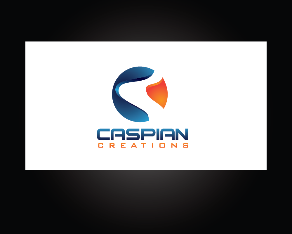 Logo Design by roc - Entry No. 17 in the Logo Design Contest Creative Logo Design for Caspian Creations.