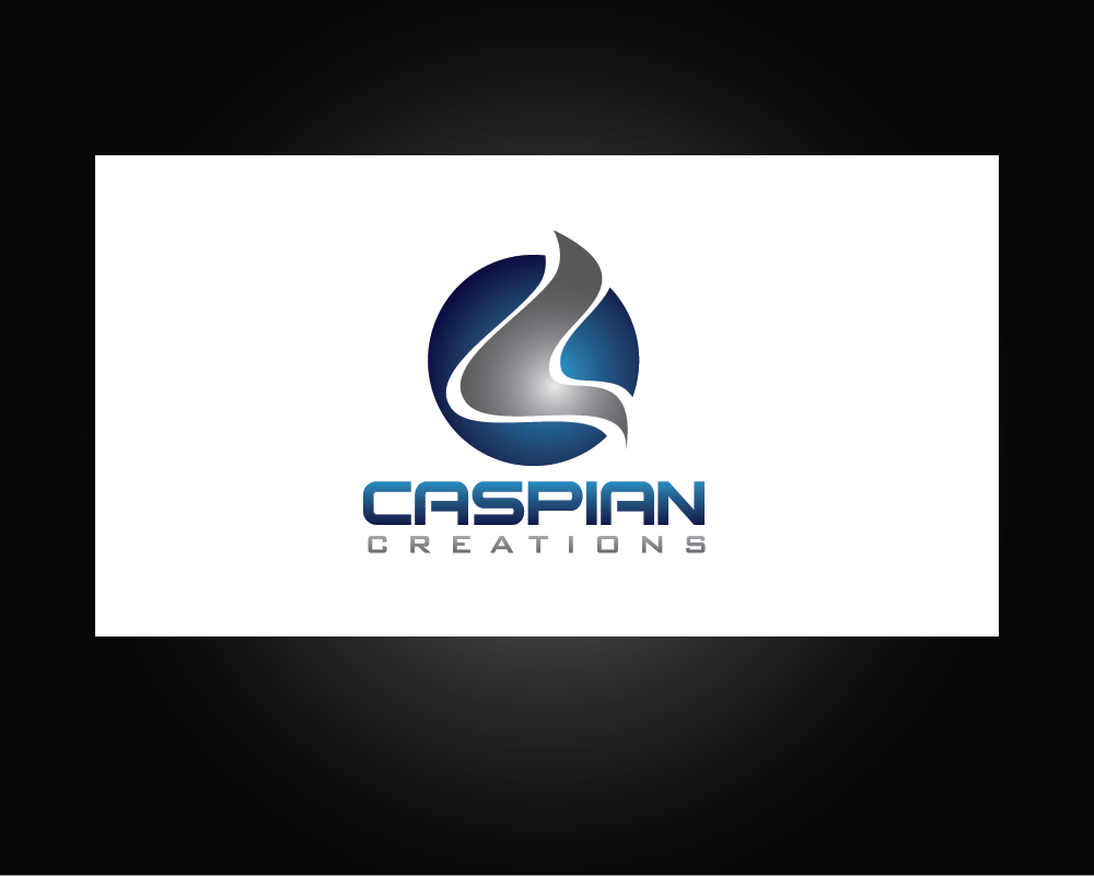 Logo Design by roc - Entry No. 18 in the Logo Design Contest Creative Logo Design for Caspian Creations.