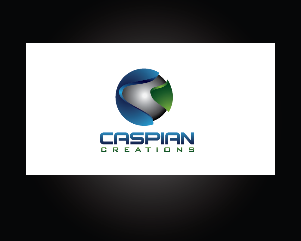 Logo Design by roc - Entry No. 19 in the Logo Design Contest Creative Logo Design for Caspian Creations.