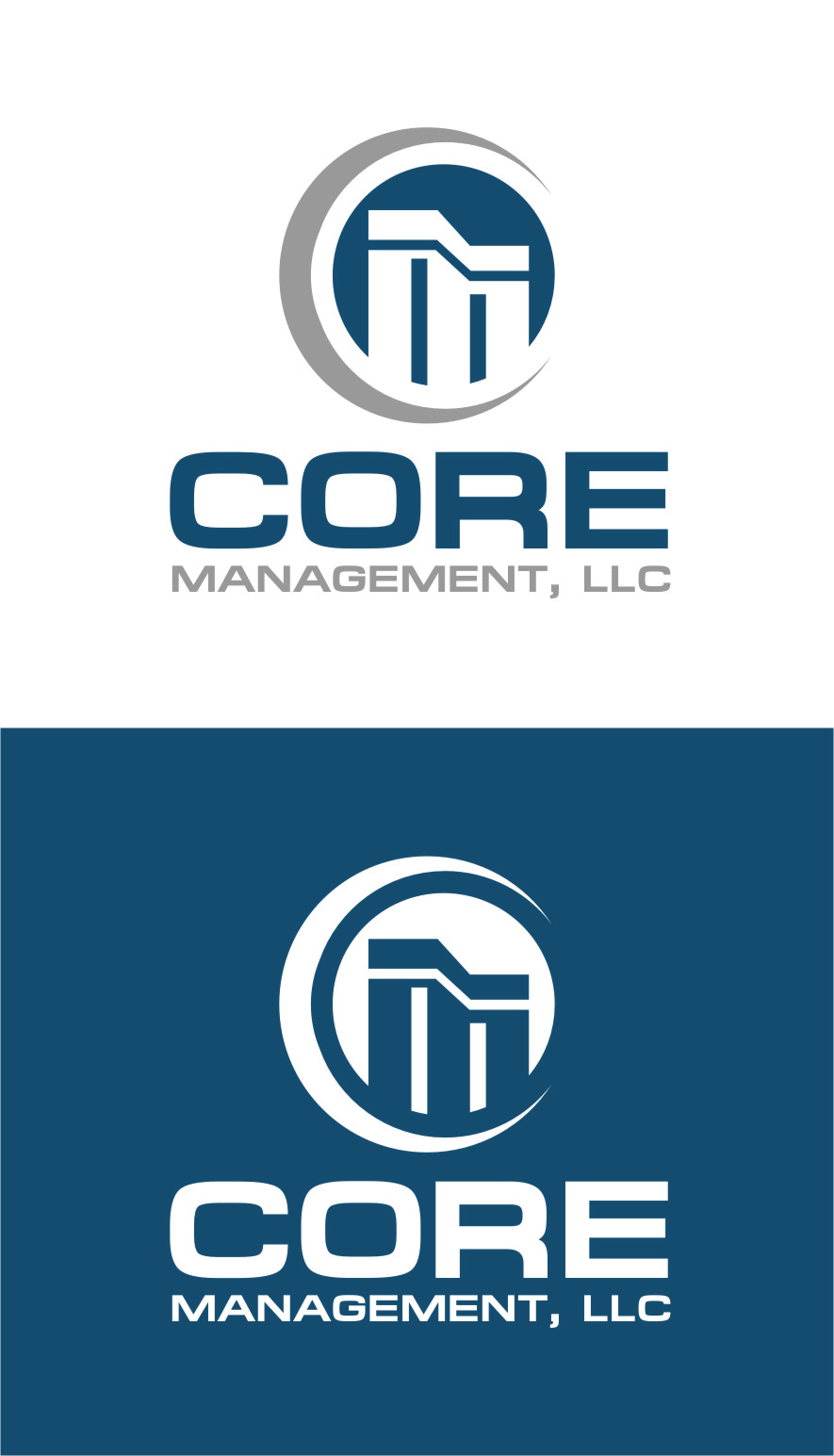 Logo Design by Ngepet_art - Entry No. 138 in the Logo Design Contest Creative Logo Design for CORE Management, LLC.