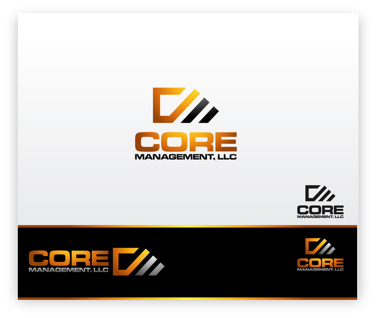 Logo Design by zoiDesign - Entry No. 139 in the Logo Design Contest Creative Logo Design for CORE Management, LLC.