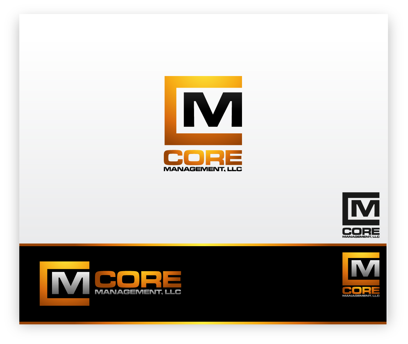 Logo Design by zoiDesign - Entry No. 141 in the Logo Design Contest Creative Logo Design for CORE Management, LLC.
