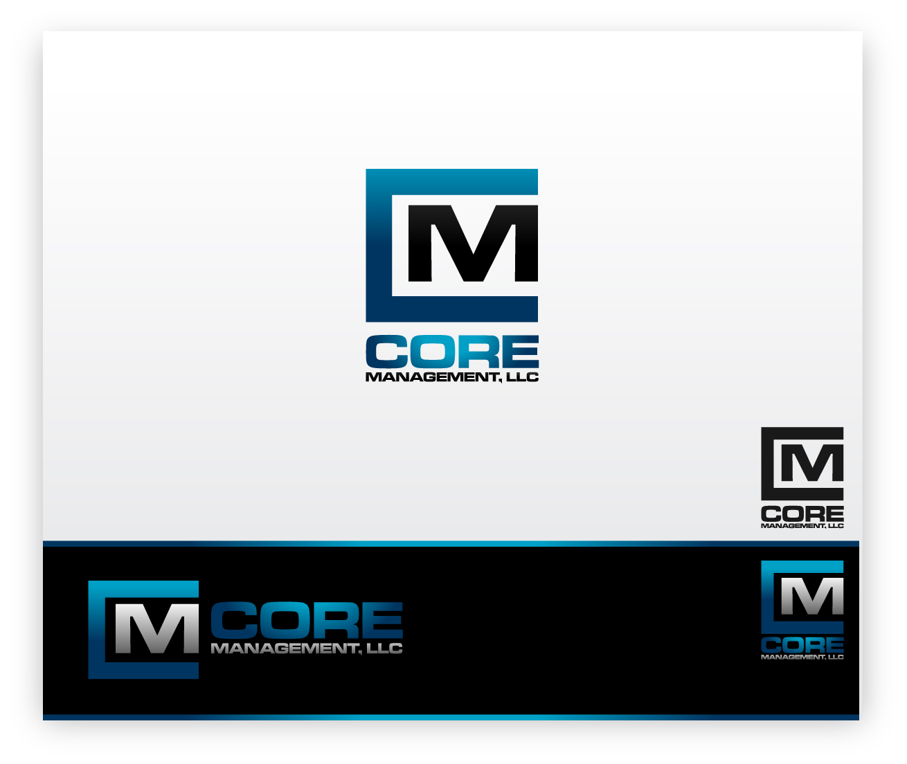 Logo Design by zoiDesign - Entry No. 142 in the Logo Design Contest Creative Logo Design for CORE Management, LLC.