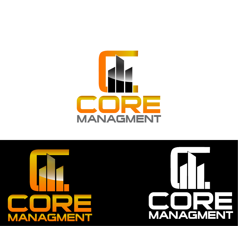 Logo Design by Private User - Entry No. 146 in the Logo Design Contest Creative Logo Design for CORE Management, LLC.