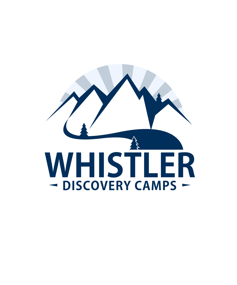 Logo Design by Private User - Entry No. 110 in the Logo Design Contest Captivating Logo Design for Whistler Discovery Camps.