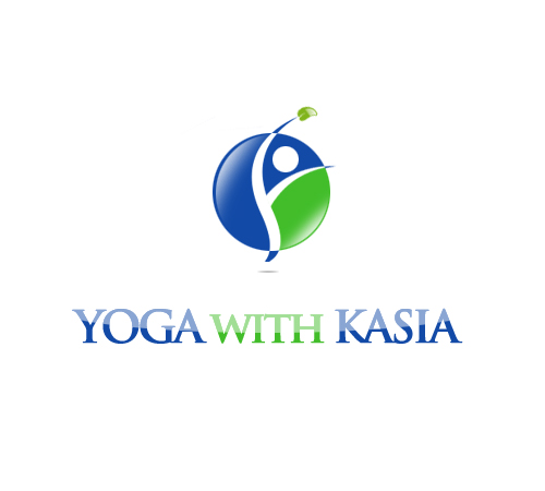 Logo Design by Crystal Desizns - Entry No. 41 in the Logo Design Contest Artistic Logo Design for Yoga with Kasia.