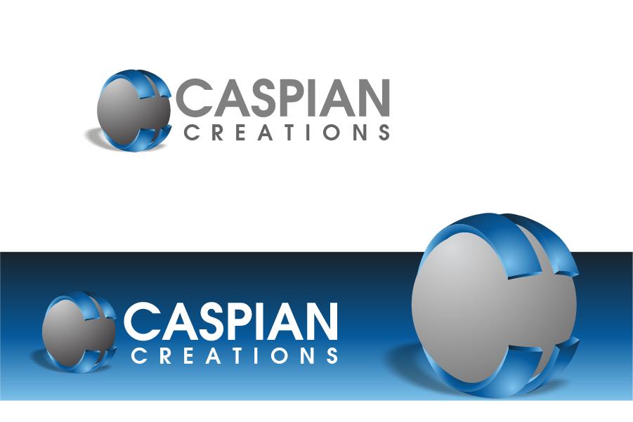 Logo Design by Private User - Entry No. 20 in the Logo Design Contest Creative Logo Design for Caspian Creations.