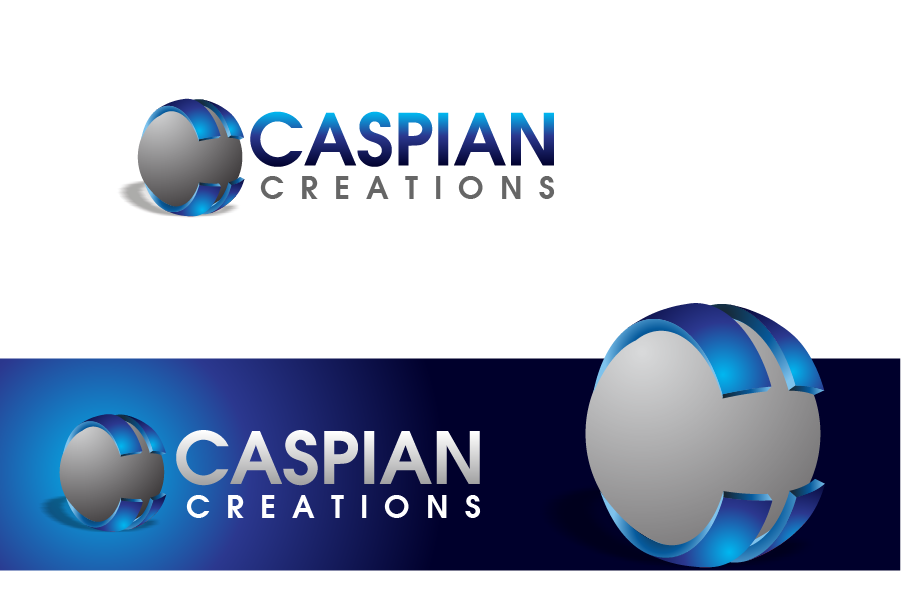 Logo Design by Private User - Entry No. 21 in the Logo Design Contest Creative Logo Design for Caspian Creations.