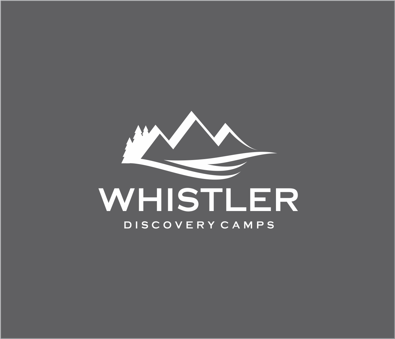Logo Design by Armada Jamaluddin - Entry No. 118 in the Logo Design Contest Captivating Logo Design for Whistler Discovery Camps.