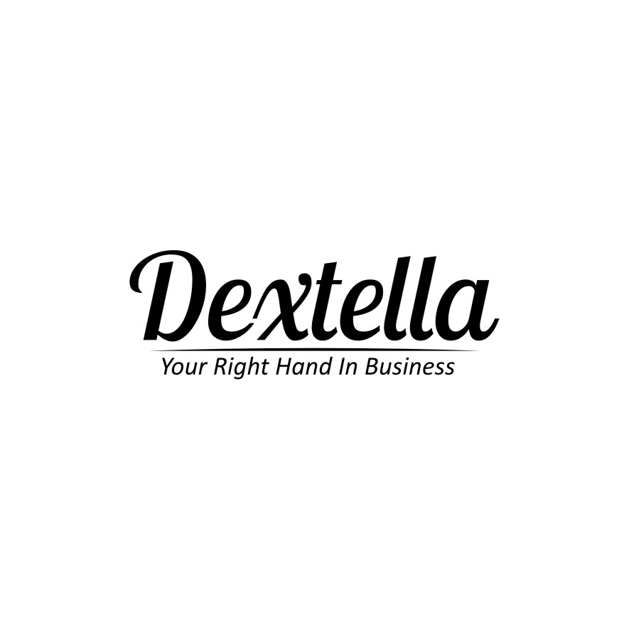 Logo Design by Ngepet_art - Entry No. 6 in the Logo Design Contest Unique Logo Design Wanted for Dextella s.r.o..