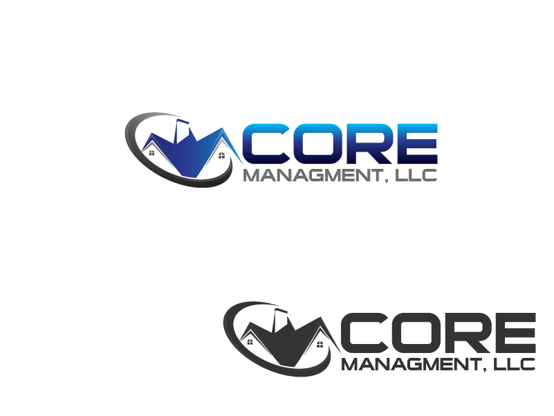 Logo Design by Private User - Entry No. 153 in the Logo Design Contest Creative Logo Design for CORE Management, LLC.