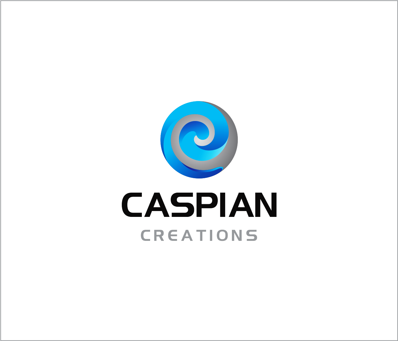 Logo Design by Armada Jamaluddin - Entry No. 23 in the Logo Design Contest Creative Logo Design for Caspian Creations.