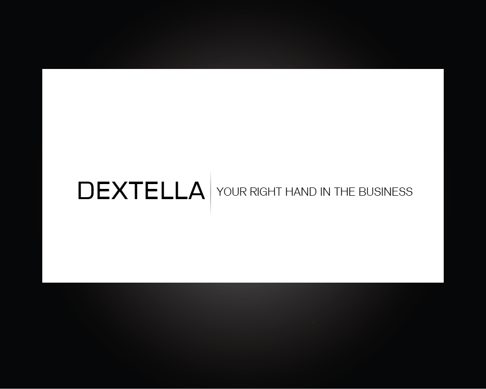 Logo Design by roc - Entry No. 11 in the Logo Design Contest Unique Logo Design Wanted for Dextella s.r.o..