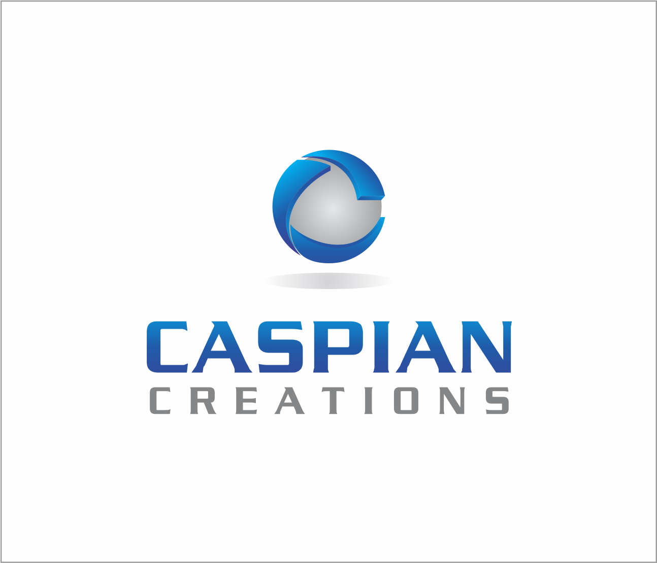Logo Design by Armada Jamaluddin - Entry No. 24 in the Logo Design Contest Creative Logo Design for Caspian Creations.