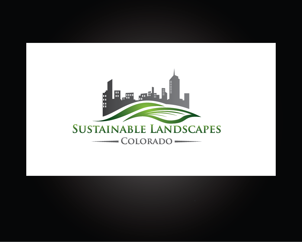 Logo Design by roc - Entry No. 1 in the Logo Design Contest Imaginative Logo Design for Sustainable Landscapes - Colorado.