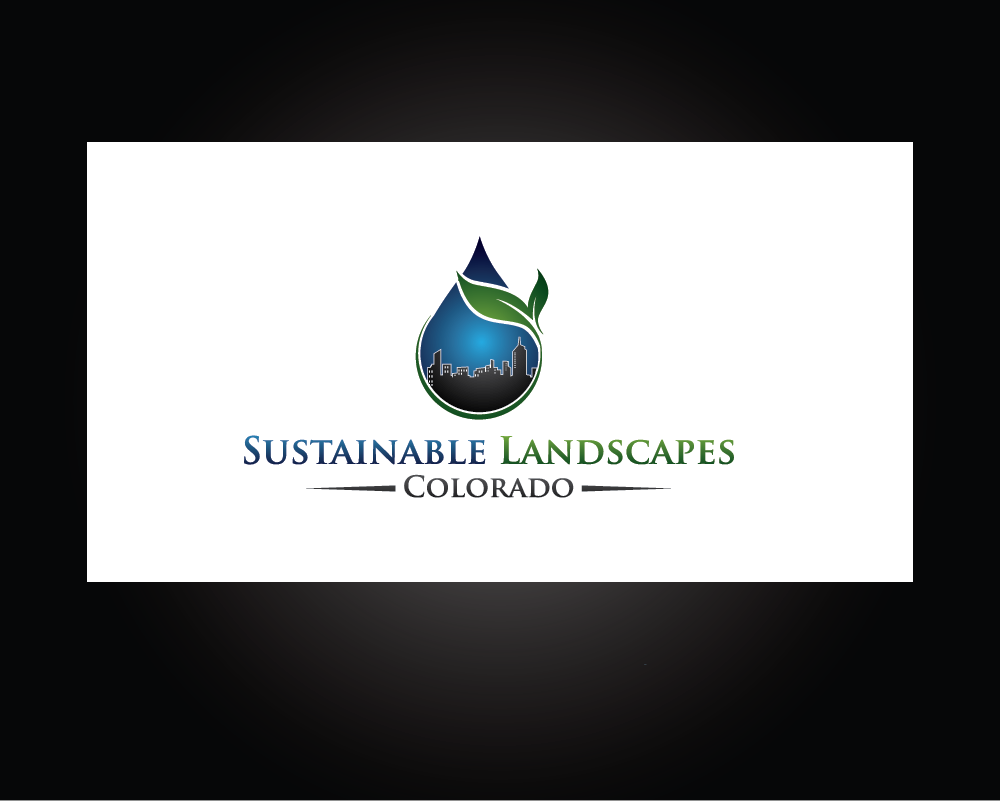 Logo Design by roc - Entry No. 2 in the Logo Design Contest Imaginative Logo Design for Sustainable Landscapes - Colorado.