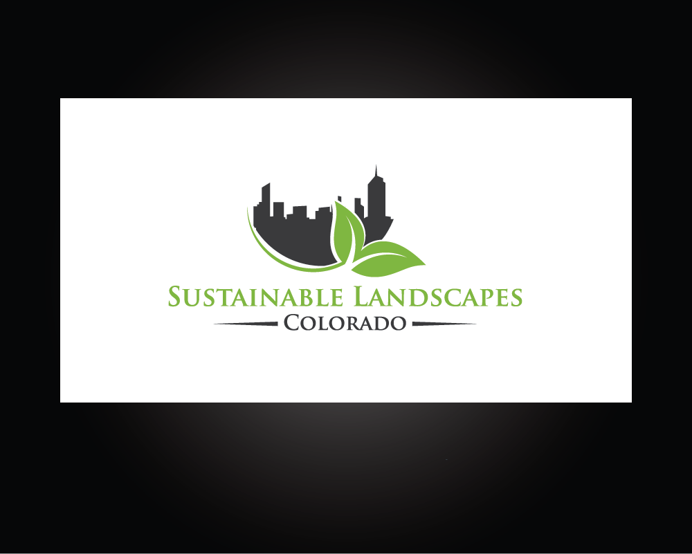 Logo Design by roc - Entry No. 3 in the Logo Design Contest Imaginative Logo Design for Sustainable Landscapes - Colorado.