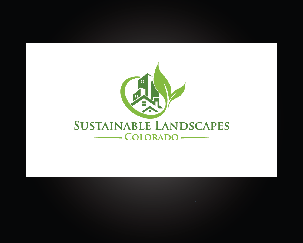 Logo Design by roc - Entry No. 4 in the Logo Design Contest Imaginative Logo Design for Sustainable Landscapes - Colorado.