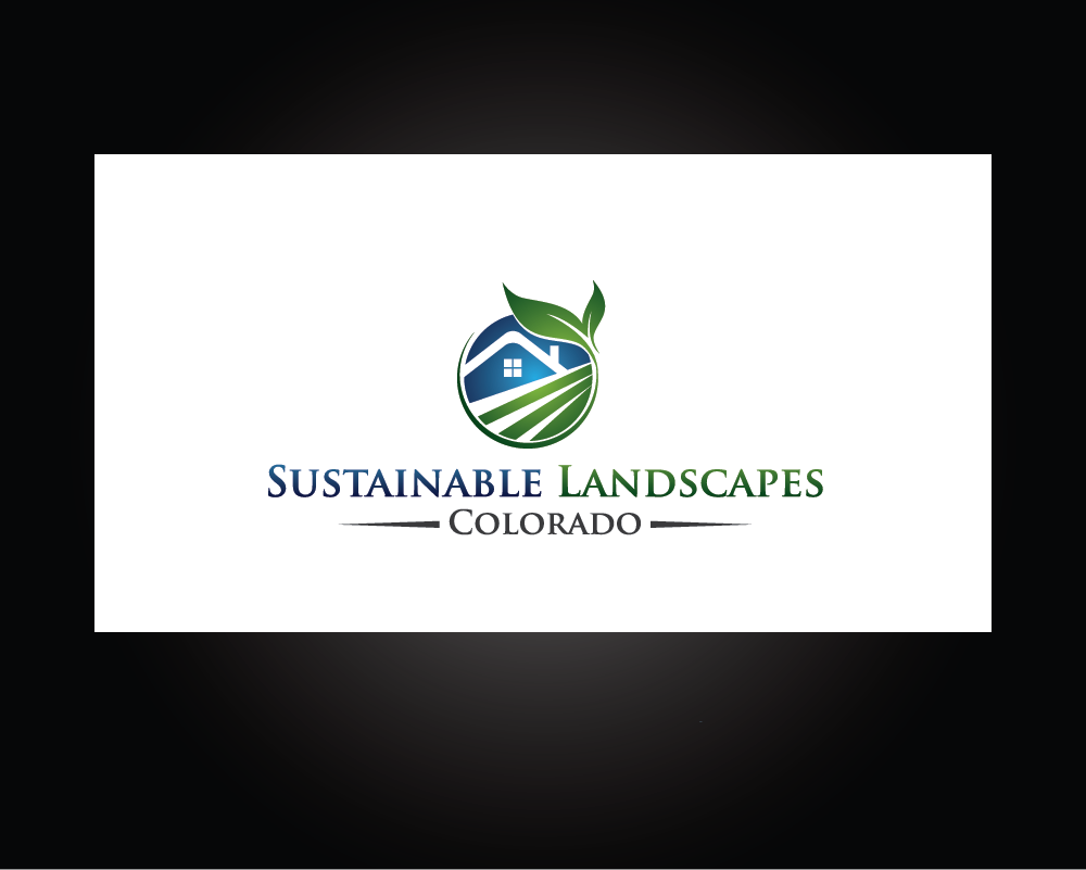Logo Design by roc - Entry No. 5 in the Logo Design Contest Imaginative Logo Design for Sustainable Landscapes - Colorado.