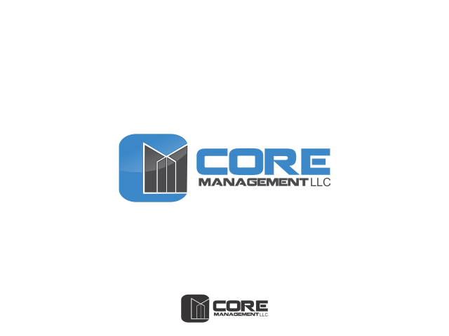 Logo Design by Rizwan Saeed - Entry No. 155 in the Logo Design Contest Creative Logo Design for CORE Management, LLC.