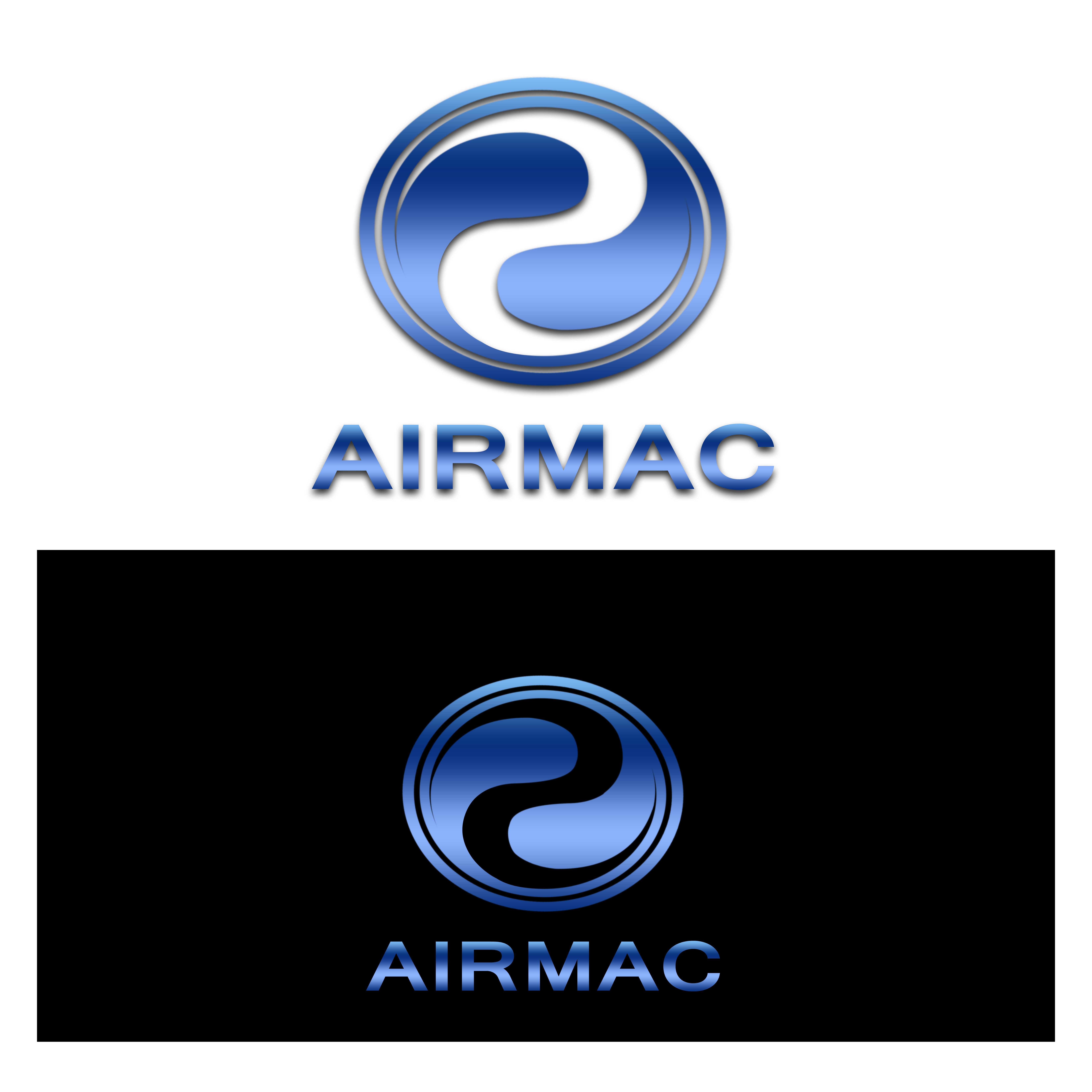 Logo Design by Allan Esclamado - Entry No. 3 in the Logo Design Contest Unique Logo Design Wanted for Air Mac.