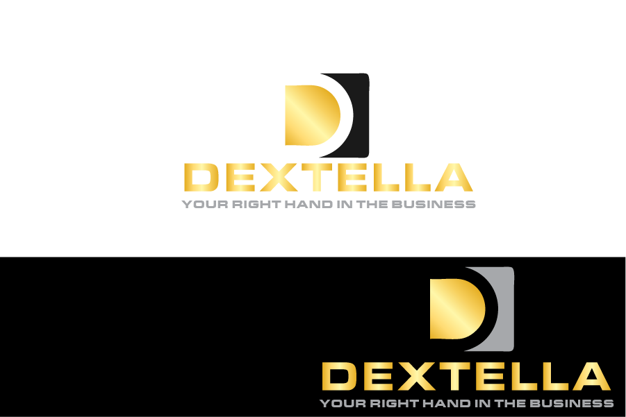 Logo Design by Private User - Entry No. 17 in the Logo Design Contest Unique Logo Design Wanted for Dextella s.r.o..