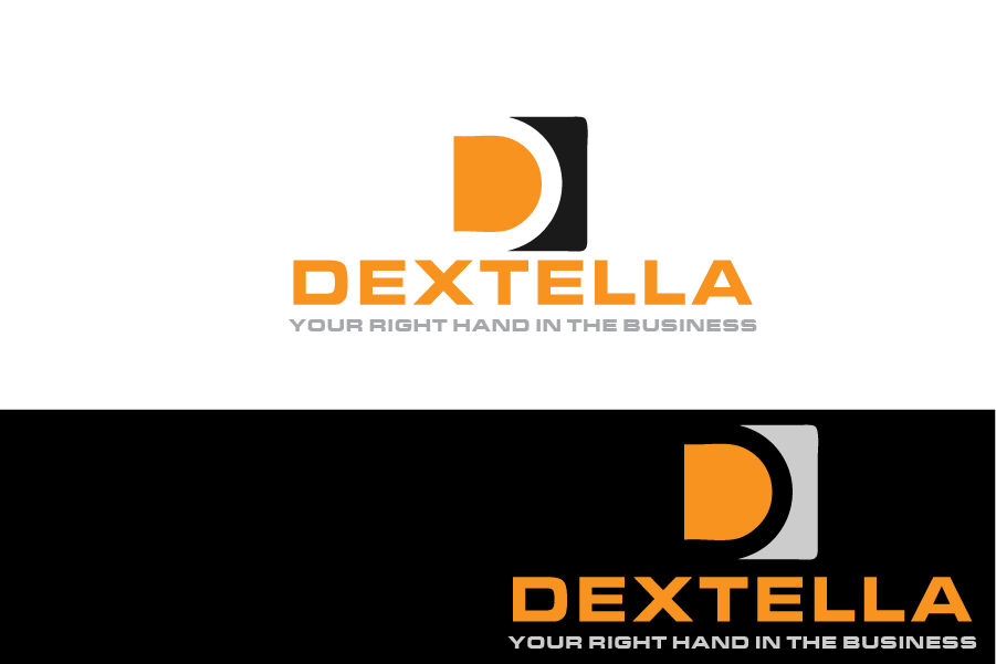 Logo Design by Private User - Entry No. 18 in the Logo Design Contest Unique Logo Design Wanted for Dextella s.r.o..