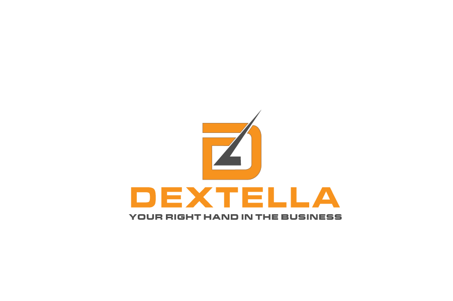 Logo Design by Private User - Entry No. 19 in the Logo Design Contest Unique Logo Design Wanted for Dextella s.r.o..