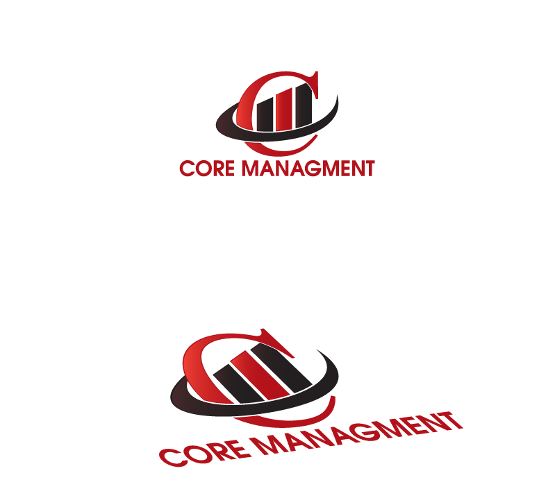 Logo Design by Private User - Entry No. 161 in the Logo Design Contest Creative Logo Design for CORE Management, LLC.