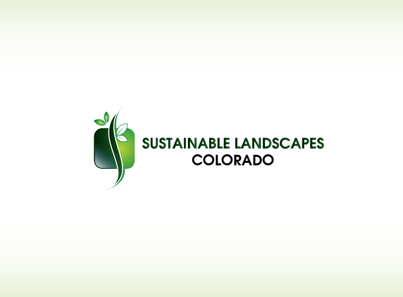 Logo Design by Private User - Entry No. 8 in the Logo Design Contest Imaginative Logo Design for Sustainable Landscapes - Colorado.