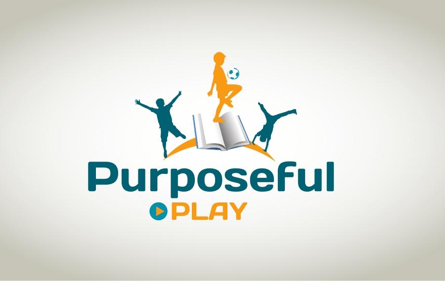 Logo Design by Private User - Entry No. 4 in the Logo Design Contest Purposeful PLAY Logo Design.