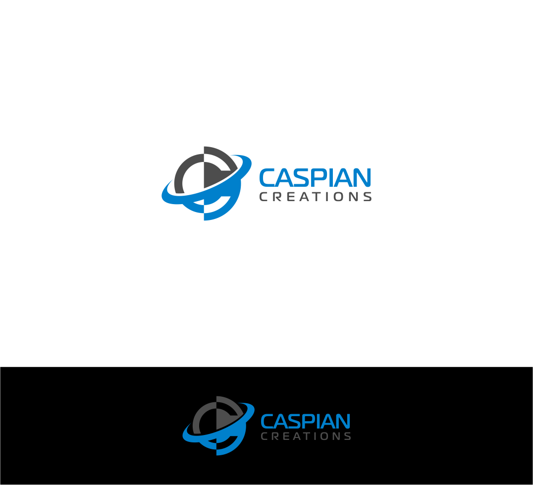 Logo Design by haidu - Entry No. 26 in the Logo Design Contest Creative Logo Design for Caspian Creations.
