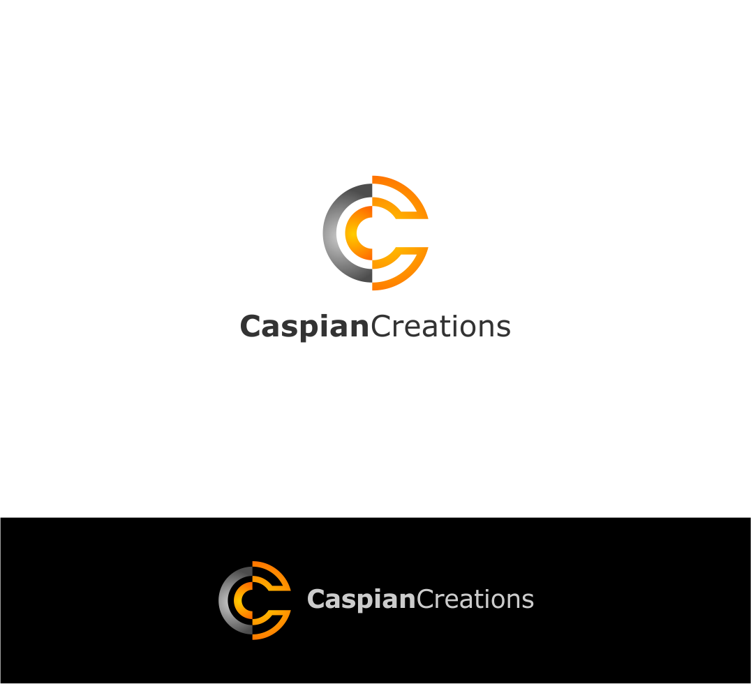 Logo Design by haidu - Entry No. 27 in the Logo Design Contest Creative Logo Design for Caspian Creations.