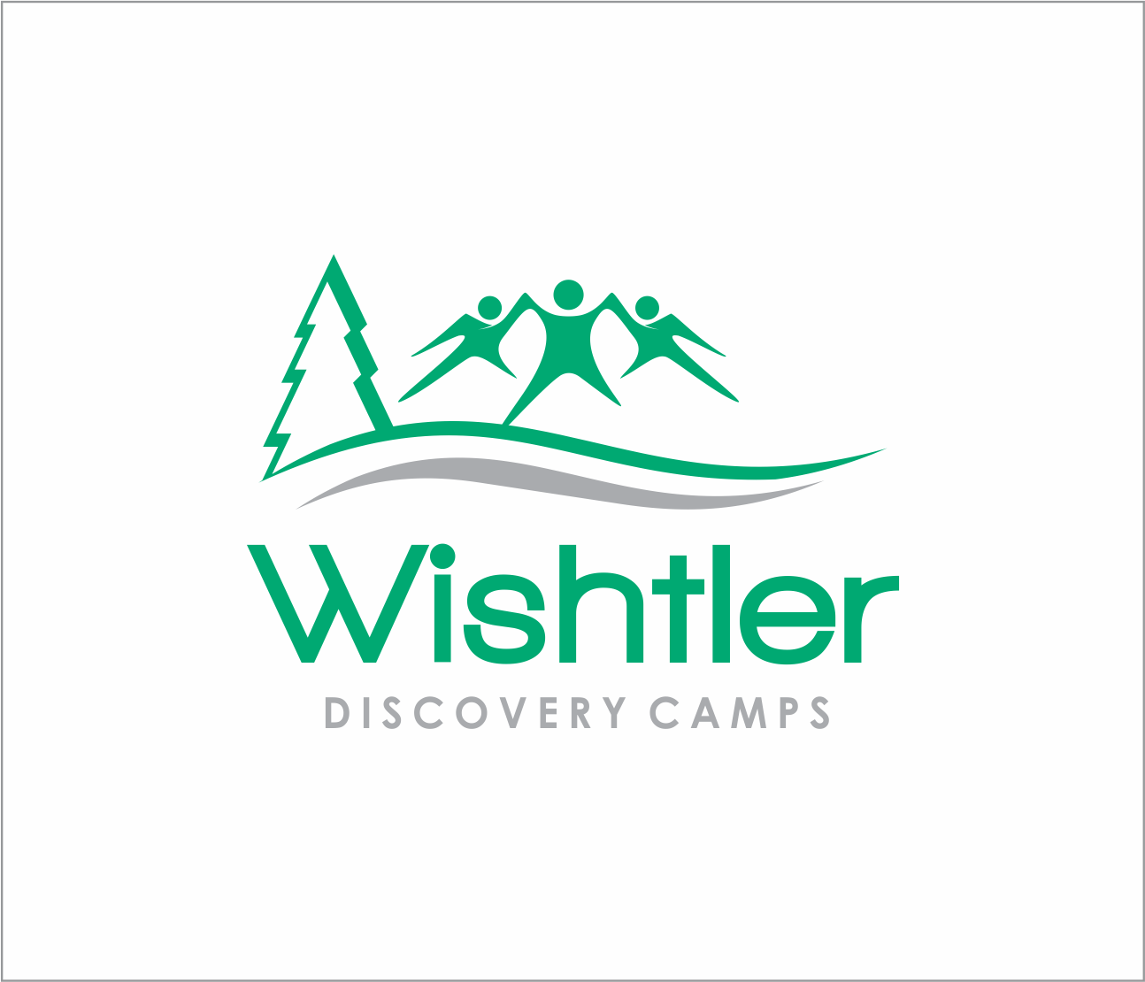 Logo Design by Armada Jamaluddin - Entry No. 122 in the Logo Design Contest Captivating Logo Design for Whistler Discovery Camps.