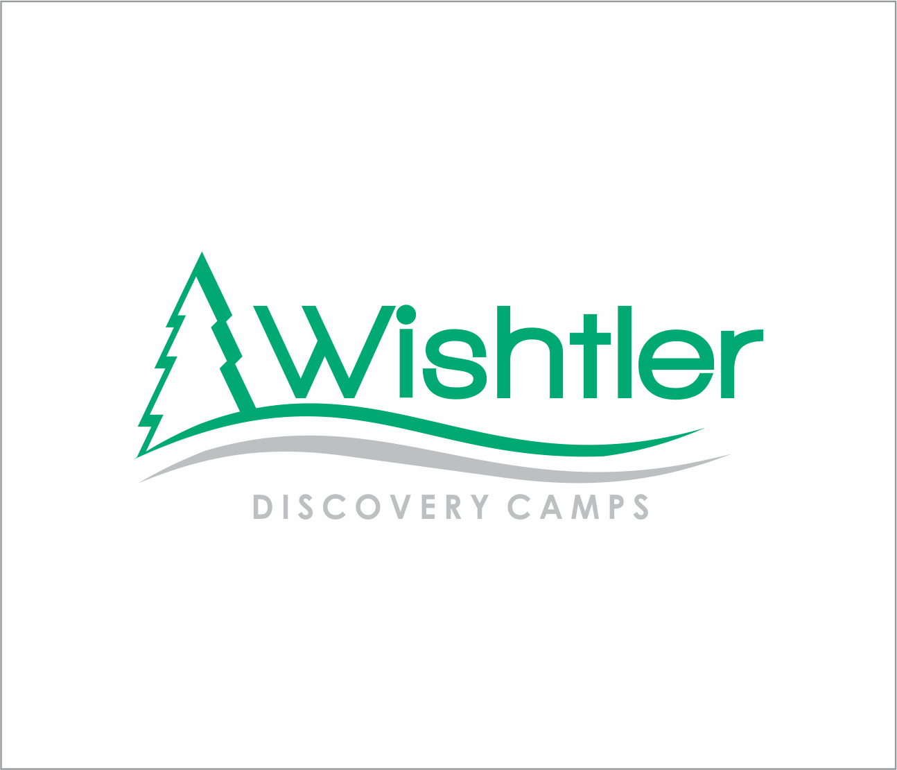 Logo Design by Armada Jamaluddin - Entry No. 124 in the Logo Design Contest Captivating Logo Design for Whistler Discovery Camps.