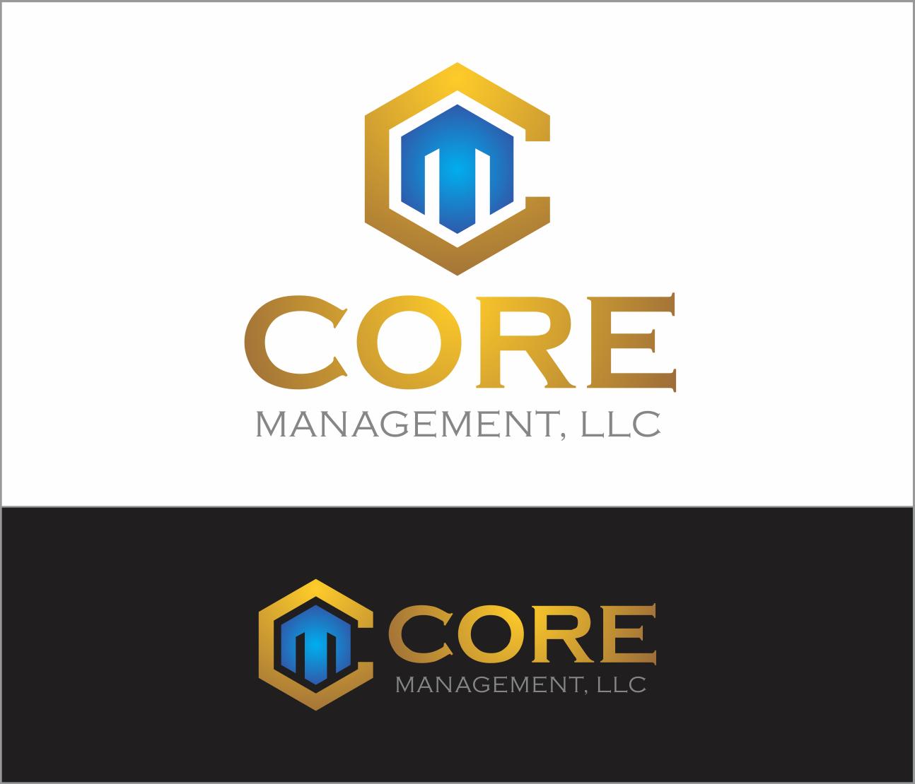 Logo Design by Armada Jamaluddin - Entry No. 165 in the Logo Design Contest Creative Logo Design for CORE Management, LLC.