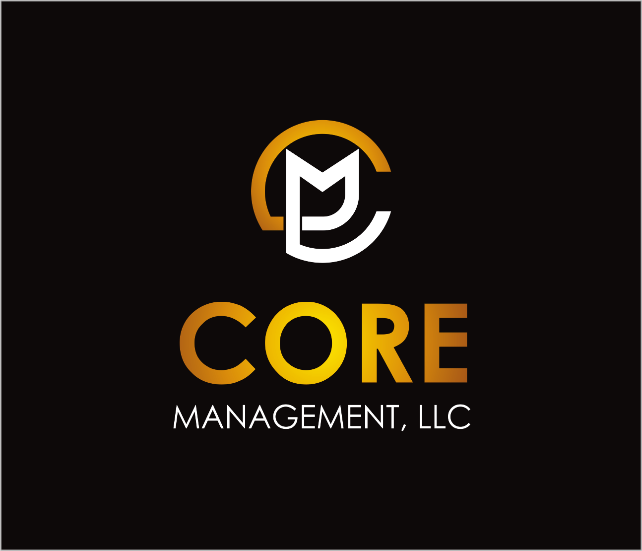 Logo Design by Armada Jamaluddin - Entry No. 166 in the Logo Design Contest Creative Logo Design for CORE Management, LLC.