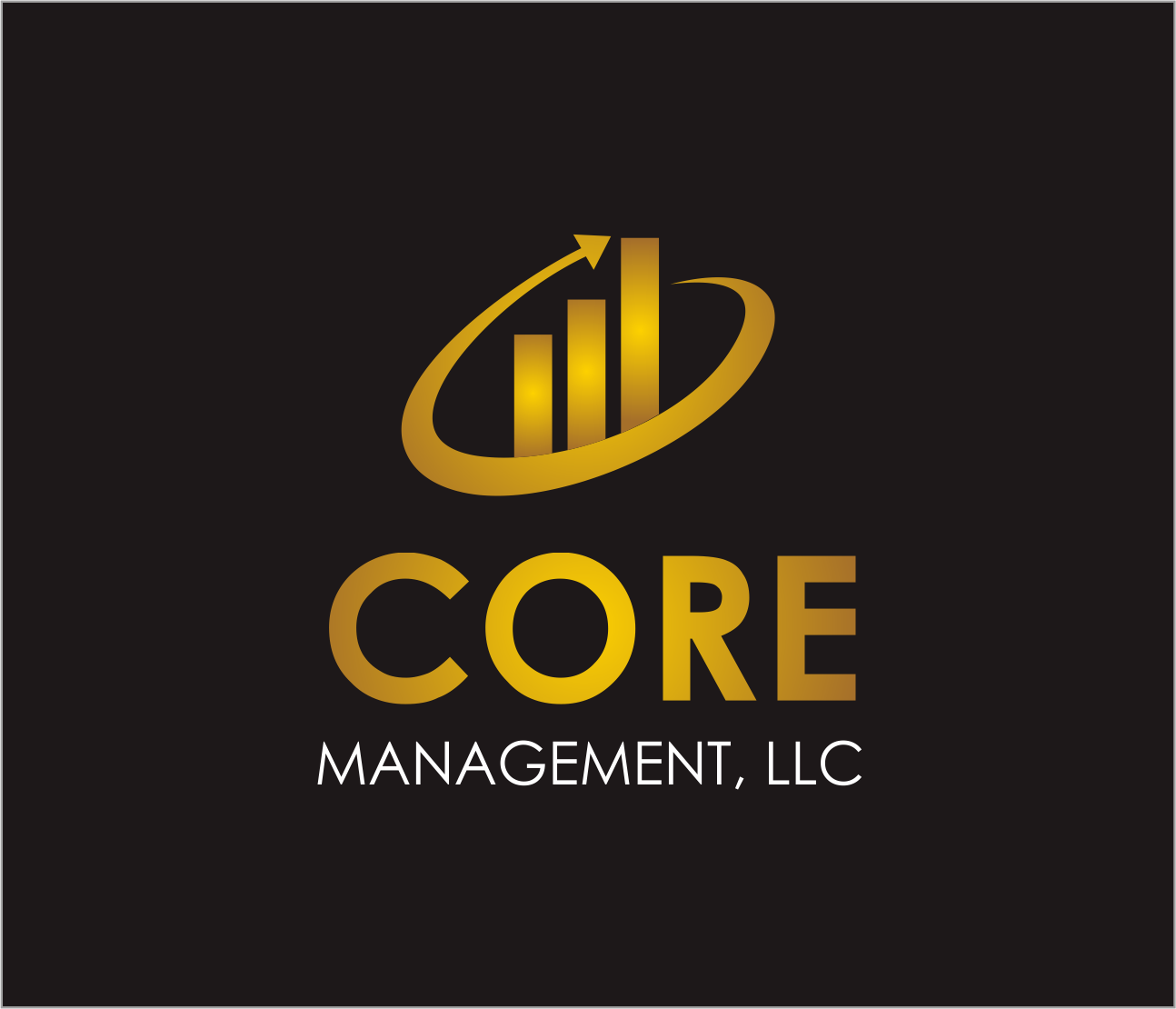 Logo Design by Armada Jamaluddin - Entry No. 167 in the Logo Design Contest Creative Logo Design for CORE Management, LLC.