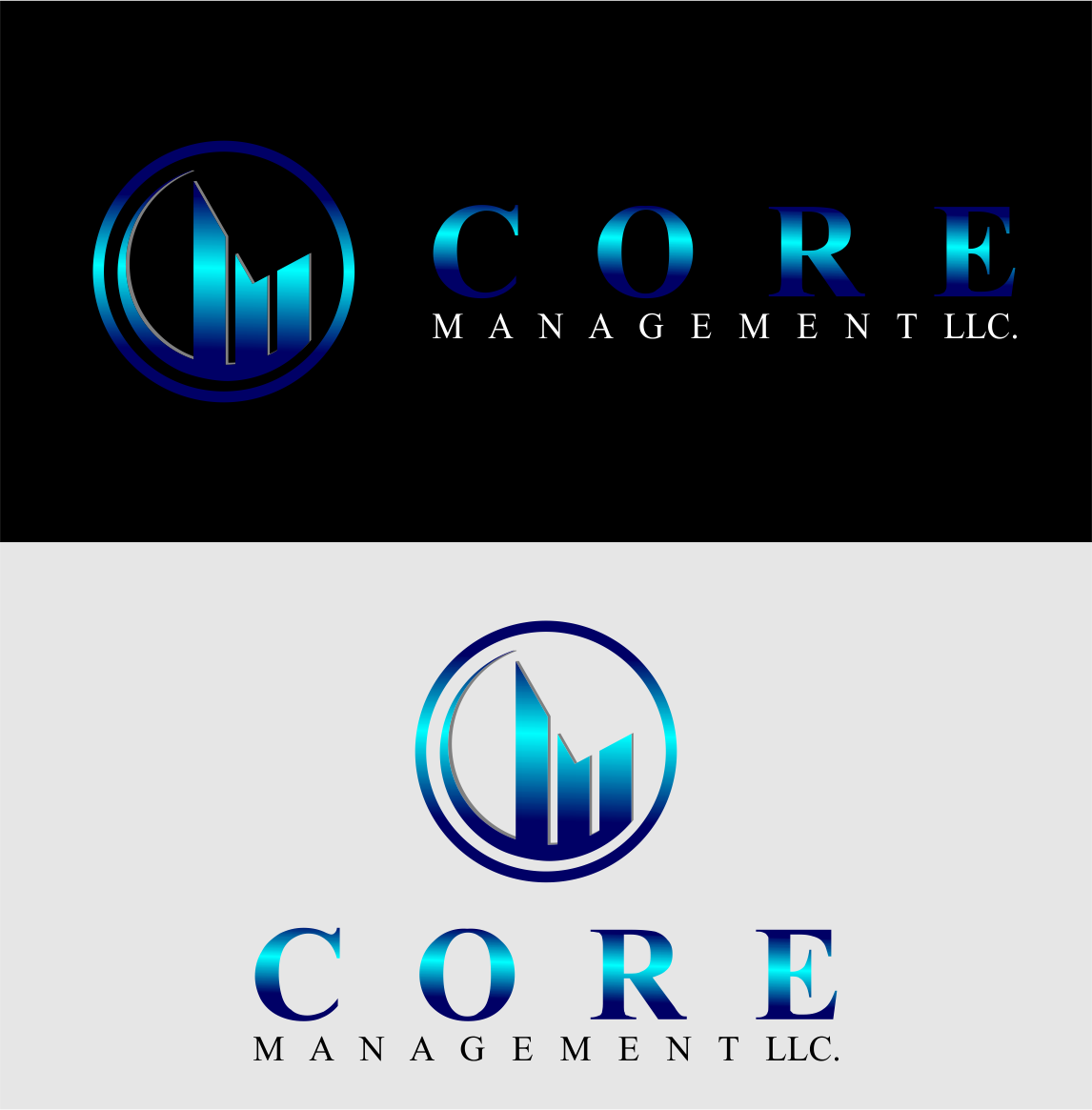 Logo Design by Agus Martoyo - Entry No. 169 in the Logo Design Contest Creative Logo Design for CORE Management, LLC.