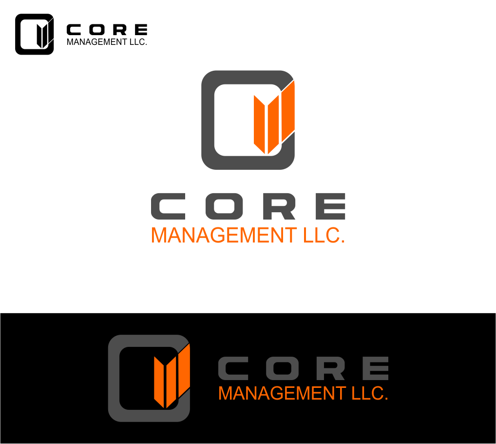 Logo Design by Agus Martoyo - Entry No. 170 in the Logo Design Contest Creative Logo Design for CORE Management, LLC.