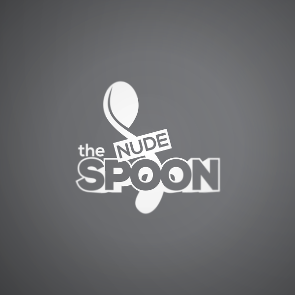 Logo Design by Private User - Entry No. 13 in the Logo Design Contest Captivating Logo Design for The Nude Spoon.